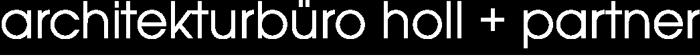 Architekturbüro Holl + Partner Mindelheim Retina Logo